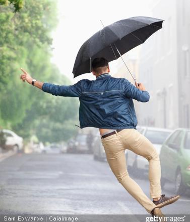 4 accessoires homme pour avoir du style sous la pluie !