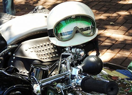 Notre sélection de casques moto vintage