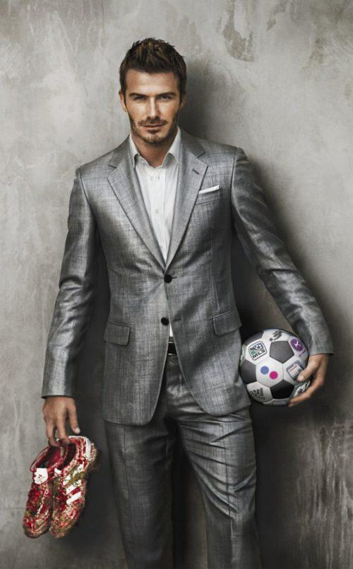Comment copier le look de David Beckham ?